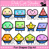 Shapes Clip Art Set - Personal or Commercial Use