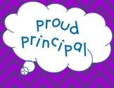 Fun Signs for School Leaders