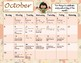 Fun & Silly Holidays Calendar 2017/18