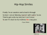 Fun Similes Lesson!