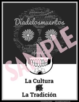Fun Spanish Poster * Día de los Muertos * Póster en Español * FREE * GRATIS