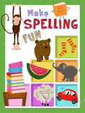 Make Spelling Fun - Sampler