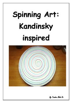 Fun Spinning Art Activity
