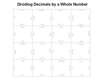 Fun Square Decimal Bundle