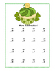 Fun St.Patrick's Math Addition+Subtraction within 20 Print