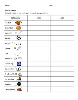 Fun Student Surveys - Set of Five!