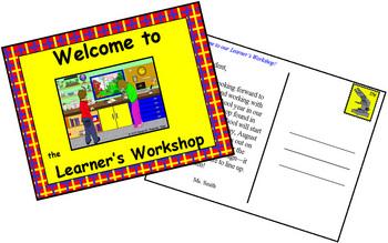 Fun Stuff 4 Teachers, Learner's Workshop