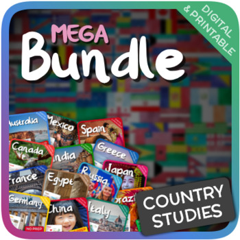 Fun Stuff Bundle (14 Country Studies)