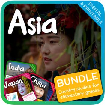 Fun Stuff Bundle (China, Japan & India)