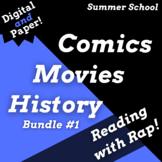 Summer School Reading Curriculum Digital and Paper Activit
