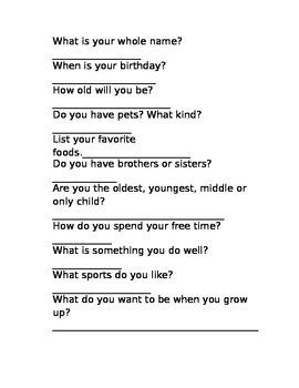 Fun Survey