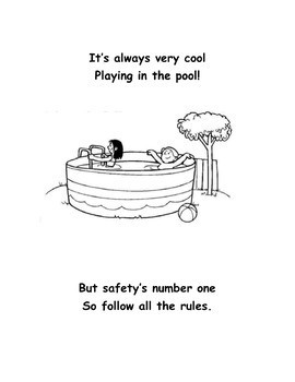 Fun Swimming Pool Safety for Youngsters