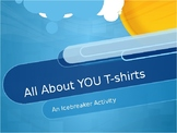 Fun T-Shirt Icebreaker Activity (All Ages!) + Let's Hear I