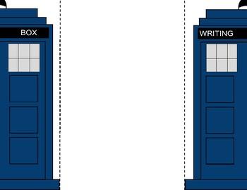 TARDIS Figurative Language Lapbook Project