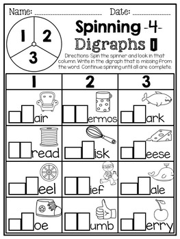 Fun-Tastic Phonics: Printable Games & Activites