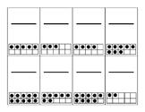 Fun Ten Frames Math Center