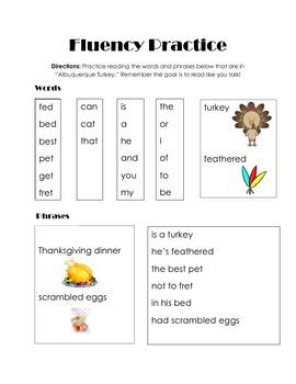 Fun Thanksgiving Activity - Albuquerque Turkey
