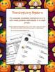 Thanksgiving Algebra Printable Activity