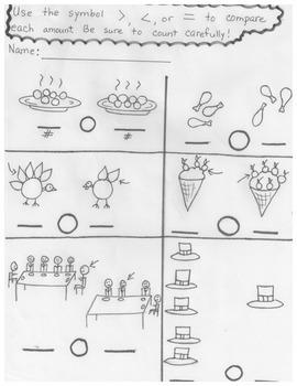 Fun Thanksgiving Math Activities