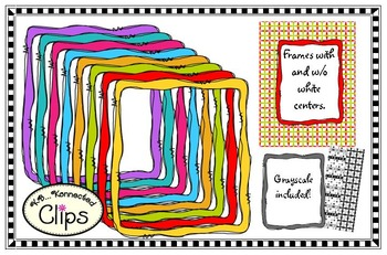 Fun Times Ahead  ~ Paper and Doodle Frame Collection