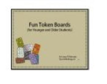 Fun Token Boards [For Younger and Older Students]