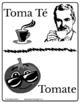 Fun Tomate Poster *Gratis* - FREE - Póster Gratis.  Cartel Divertido