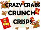 FREE - Tongue Twister - Crazy Crabs