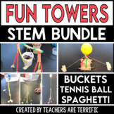 Fun Towers STEM Challenge Bundle