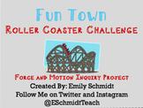 Fun Town Roller Coaster Challenge