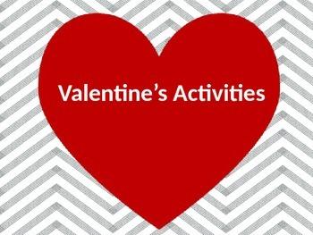 Fun Valentine Activities