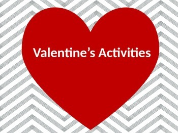 Fun Valentine Activities