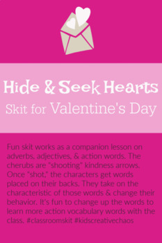 Fun Valentine's Day Skit: Hide and Seek Hearts