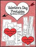 Fun Valentine's Day Printables