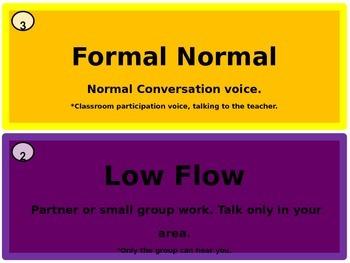 Fun Voice Level Meter