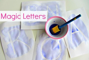 Fun Ways To Practice Letter Recognition