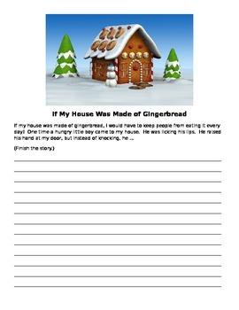 Fun Winter Writing Prompts