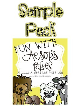 Fun With Aesop's Fables [Free Sampler]