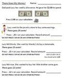 Fun With Calculators & Money!