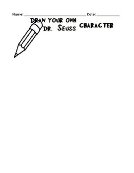 Fun With Dr. Seuss and your Imagination