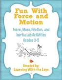 Fun With Force and Motion