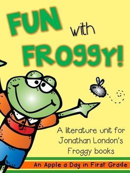 Fun With Froggy