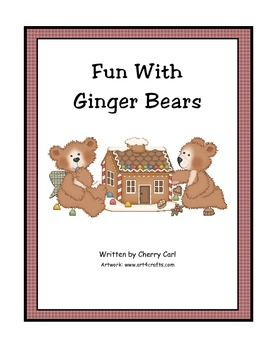 Fun With Ginger Bears Christmas Read Aloud