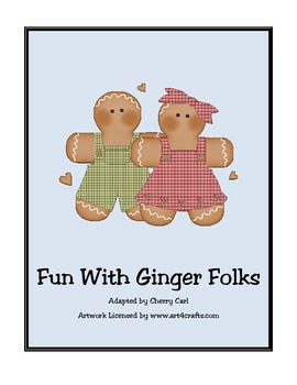 Fun With Ginger Folks Read Aloud for Christmas