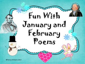 Fun With January and February Poems