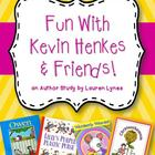 Fun With Kevin Henkes & Friends! {An Author Study}