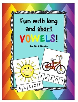 Fun With Long and Short Vowels