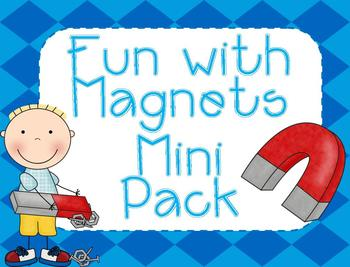 Fun With Magnets Mini Pack