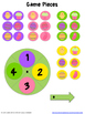 Fun With Math Game Boards St. Patrick's Day, Spring, and Easter