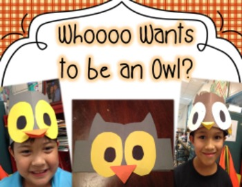 Fun With Owls! Branch Out and Learn with this blend of ELA and Science Pack!