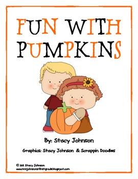 Fun With Pumpkins